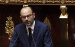Le premier ministre prononce sa déclaration de politique générale (Crédit photo: Florian David/Matignon)
