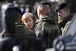 Quel avenir pour les promesses de campagne d'Angela Merkel? (Crédit photo: Bundesregierung/Kugler)