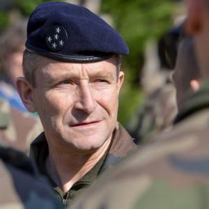 Le général Pierre de Villiers, chef d'état major des armées (Crédit photo: sa page Facebook)