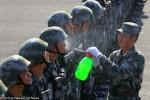 Le soldat chinois ne doit pas s'habituer à la paix (Crédits photos : China Xinhua News)
