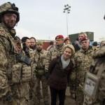 La ministre de la Défense allemande Ursula von der Leyen rendra-t-elle le sourire à la Bundeswehr?