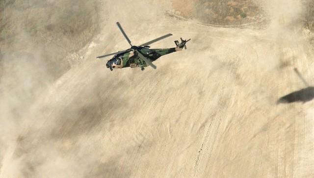 L'un des 47 MRH90 Taipan acquis par l'Australie (Crédit: Département de la Défense)