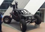 Le MMP de MBDA intégré sur buggy Saluki et exposé au salon IDEX (Crédit photo: MBDA)