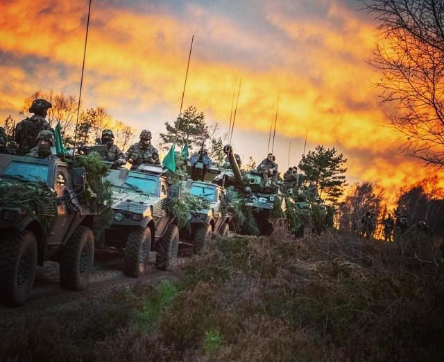 Pas d'embouteillage budgétaire pour les Armées en 2020, qui devraient profiter d'une hausse de 1,53Md€ de leurs crédits (Crédit photo: armée de Terre)