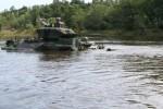 Le véhicule blindé amphibie ACV-15 de FNSS (Crédit photo: FNSS)