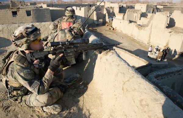 600 HK417 devraient être livrés d'ici 2017 aux soldats allemands actuellement déployés