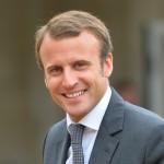 Emmanuel Macron, candidat d'En Marche ! à l'élection présidentielle