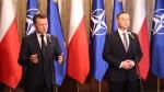 Le président polonais, Andrzej Duda, et le ministre de la Défense, Mariusz Błaszczak (RAFAŁ LESIECKI / DEFENCE24.PL)