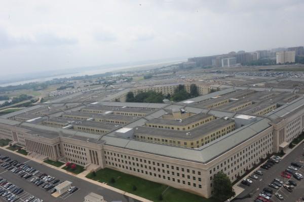 Vue aérienne du Pentagone (crédit photo: U.S. Marine Corps/Lance Cpl. Tia Dufour)