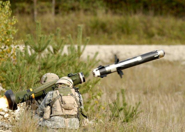 La République Tchèque entend acquérir un nouveau lot de missiles antichar FGM-178