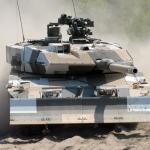 Le Leopard 2A7 de KMW