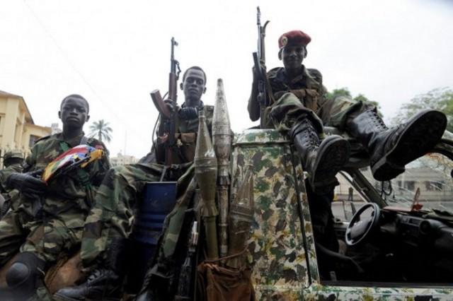 La situation chaotique en Centrafrique facilite l'étrange politique russe qui consiste à protéger le président et négocier simultanément avec des chefs rebelles pour accéder aux richesses minières centrafricaines (Photo: VG)