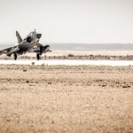 Trois Mirage 2000N sont arrivés en Jordanie pour soutenir l'opération Chammal