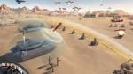 Le concept de BAE Systems - Land pour un char du futur autonome, lui-même accompagné et protégé de drones terrestres et aériens (Illustration : BAE Systems)
