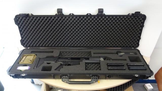 Un exemple de valise durcie créée par CIRRA (Crédit: CIRRA)