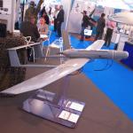 Le drone léger DFV2000 de Survey Copter