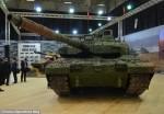 Projet majeur de l'armée turc, l'Altay est le premier char de combat entièrement conçu en Turquie
