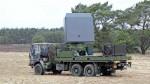 Le radar GM 200MM/Compact monté sur châssis DAF (Crédit photo: Thales)