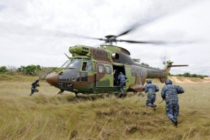 Sidacta soutiendra les hélicoptères Super Puma boliviens dans leur lutte contre les narcotraficants (Crédit photo: Airbus Helicopters)