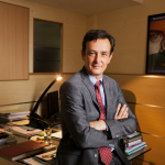 Eric Lenseigne, Directeur des activités de Thales en Inde