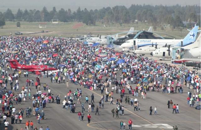 FAMEX 2015 aura rassemblé plus de 200 000 visiteurs. Les organisateurs espèrent maintenant que l'édition 2017 fera encore mieux (Crédit photo: FAMEX 2017)