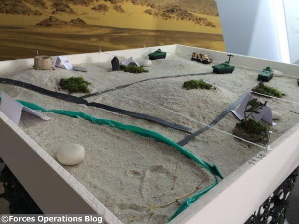 Exit l'antique caisse sable, voici... (Crédit photo: Nathan Gain)