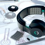 Halo Sport a tout d'un casque classique, sauf qu'il cache deux électrodes neurostimulants (Crédit photo: Halo Neuroscience)