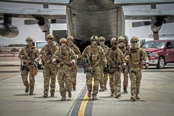 Le Special Forces Group belge (Crédit: ministère de la Défense belge)