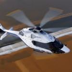 Le H160 d'Airbus Helicopters dans sa version civile (Crédit photo: Airbus Helicopters)