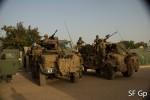 Les SOF belges au Sénégal pour l'exercice Flintlock 2016 (Crédit photo: SF Gp)