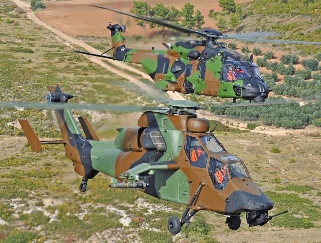 Le couple NH90-Tigre, un succès technologique onéreux estime la Cour des comptes (Crédit: Airbus Helicopters)