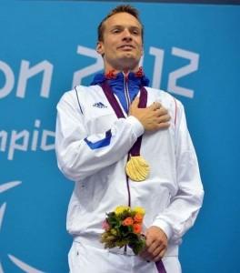 Charles Rozoy, 29 ans, natation, 50m nage libre, 100m brasse, 100m papillon, 200m 4 nages. Catégorie S8. Champion Olympique en titre 100m papillon. Vice-champion du monde 2015 100m papillon, champion d'Europe 2014 100m papillon, vice-champion d'Europe 100m papillon en titre.