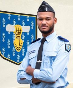 Épreuve concours gendarme