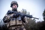 L'équipement des armées en HK 416 se poursuivra en 2019 (Photo : ministère des Armées)