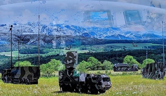Le futur SAMP/T NG dans un environnement alpin, bientôt une réalité ? (Crédit photo: Thales)