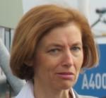 Florence Parly, ministre des Armées (Crédit photo et  Piers Deseilligny)