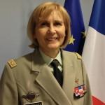 Le général Christine Chaulieu (Crédit photo: Christina Mackenzie)