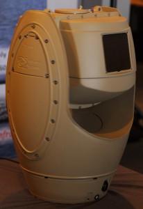 Le système de surveillance Spynel de HGH Infrared (Crédit photo: Christina Mackenzie)
