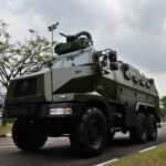 Higuard/Peackeeper PRV des SAF - Renault Trucks Defense