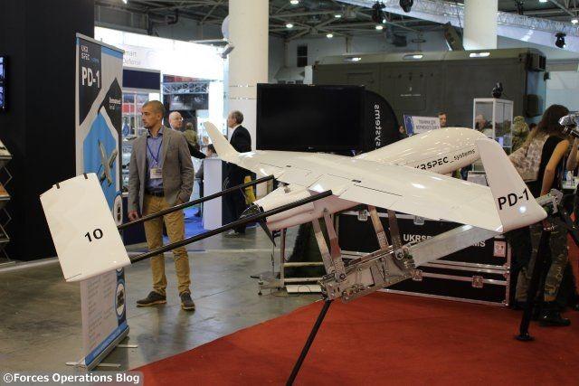 Le PD-1, l'un des rares succès des sociétés privées ukrainiens