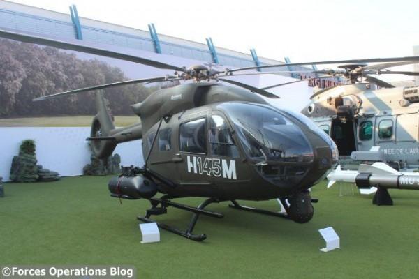 La Bundeswehr et la Marine Thaïlandaise recevront prochainement le petit dernier de la gamme militaire d'Airbus Helicopters, le H145M