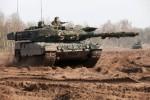 Leopard 2 néerlandais (Source : ministère néerlandais de la Défense)