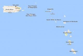 Les Antilles 1