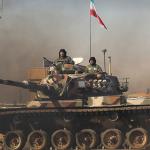 Un M-60 aux couleurs iraniennes.