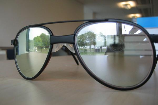 Le projet de lunettes anti-laser développé depuis 2012 par le Dstl (Crédit: Dstl)