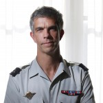 Le général de division Grégoire de SaintQuentin (crédit photo: Ministère de la Défense)