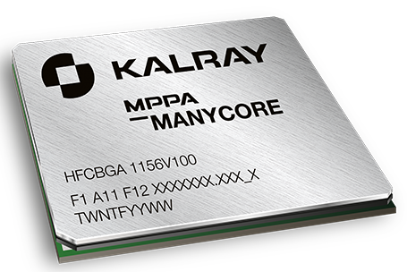 Premier investissement de Definvest — Kalray
