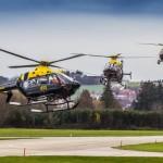 Livraison des trois derniers hélicoptères EC135T2+ pour le programme HATS australien (Crédit photo: Airbus Helicopters/Christian Keller)
