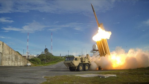 Le système anti-missile THAAD (credit photo: US Army)