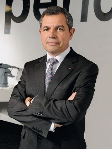 Jean-Pierre Tiffou, conseiller défense du président de MBDA (Crédits: Nexter)